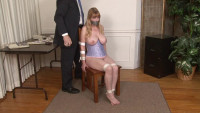 Bdsm Most Popular Rope And Tape Chair Bondage For Lorelei