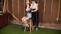 Madalynn Raye & Elizabeth Andrews – Six Inch Heeled Posture Training