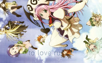 To-Love-Ru Trial Trouble