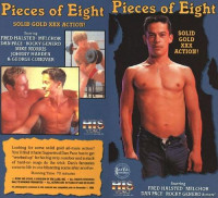 Bareback Pieces Of Eight (1980) – Fred Halsted, Dan Pace, Melchor