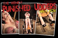 Wench  Punished Udders POV