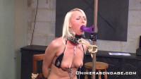 Blonde Blowjob Traning