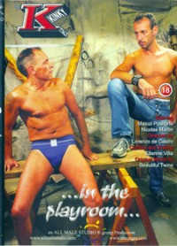 (All Male Studio) In The Playroom Scene 1