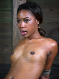Sexy Chanell Heart Gets The Sexuallybroken Treatment