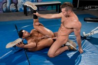 The Trainer – No Excuses – Scene 02 Micah Brandt, Alex Mecum