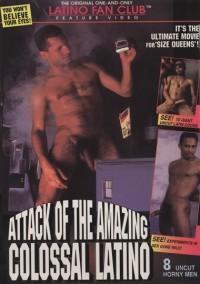 Attack Of The Amazing Colossal Latino – Antonio Caballo, Paulo Estevez (1995)