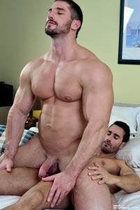 Alexy Tyler Fucks Christian Power In Initiating Christian – Round 2
