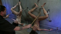 Bondage, Torture And Suspension For Two Sexy Bitches Part 1 Full HD
