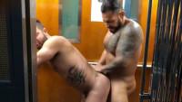 RFC – Fucking In The Elevator – Martin Mazza & Viktor Rom Bareback