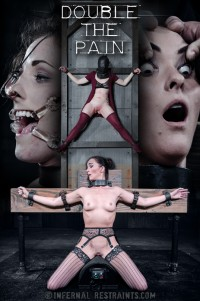 Infernalrestraints – Sep 04, 2015 – Double The Pain – Mary Jane Shelley – Bianca Breeze