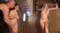 New Slaves Arteya & Alice Punished Hard