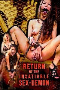 Return Of The Insatiable Sex Demon , HD 720p