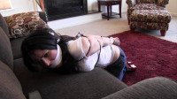 Baby Sitter In Distress-How I Spent The Day Zip Tied And Gagged