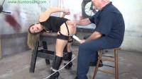 HunterSlair – Carmen Valentina – Busty Booted Bimbo Bound For Made Orgasms