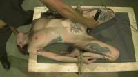 Tattooed Slut In Hard Pain Show