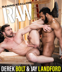Raging Stallion – Raw Construction – Jay Landford And Derek Bolt (1080p)