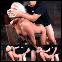 Shackled Down Doggystyle (28 Aug 2015) Sexually Broken