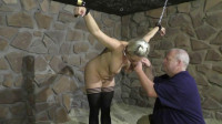 Rubber String Torture And More For Nova Pink