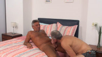 Older4Me – Straight Daddy Takes A Big Dick – Chaco & Paulino 1080p