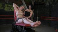 Bdsm Most Popular Yuno Tickles Sara  Part 2 Upper Body Tickling