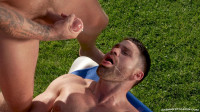 Get A Room Too (Scene 5) – Chris Damned, Isaac X, Beau Butler And Alpha Wolfe