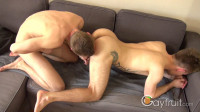 Paul & Axel -Couch