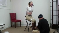 Serene Booted Riding Girl Captured Part One