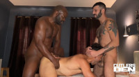 Cock Love – Cutler X, Romeo Davis And Zeno Rey