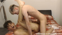 Lad Gets Fucked When No Ones Home – Callum And Cole