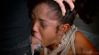 SB – Bound Lotus Lain Roughly Fucked And Used Hard, Epic Drooling Deepthroat