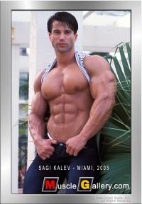 MuscleGallery – Sagi Kalev I