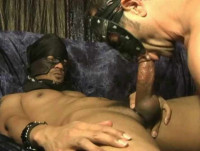 Interracial Wild Anal Action