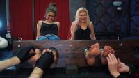 Bdsm Most Popular New 21 Yo And 37 Yo Angels Yummy Ticklish Feet In Large Stocks