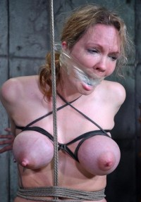 Luxury Tits Ready For Torture