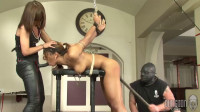 Hard Tying, Predicament And Torment For Slutty Floozy