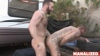 Manuel Scalco And Stephan Raw – Submissive Cum Lover