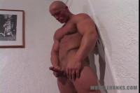 MuscleHunks – John Safar – Jersey Beef