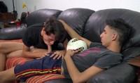 Fabrice Fucks Dimitri's Asshole (1080p)