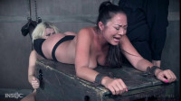 Nyssa Nevers, Nadia White -Carousel Of Pain
