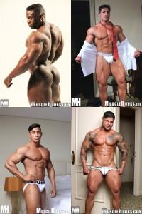 Men Of MuscleHunks Pack 01