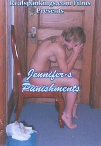 Jennifer's Punishments DVD