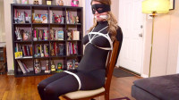 Thief Caught And Chairtied-rope Bondage Videos