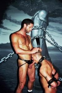 TomRopesMcGurk – Anal Bondage – Blake Harper & Drew Peters