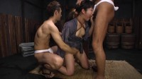 Female Prisoner Torture – Anal Suffering Sayo Arimoto