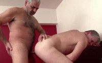 Ivan & Rocky Bear In The Scene Two Daddies And Their First Fuck
