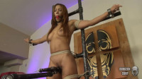 Bondage, Strappado And Suffering For Hawt Undressed Model