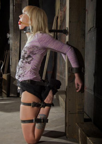 Hot Slave Loves Pain