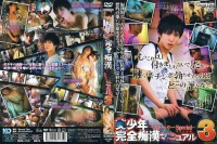Handsome Youth – Crazy Guys' Complete Manual 3 – Asian Sex