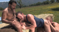 Bareback Sex With Muscle Cowboys