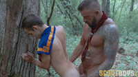 Scout Marcus – Gathering Wood